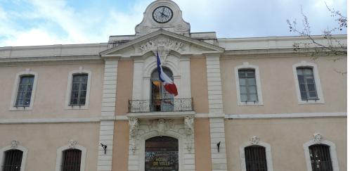 Déclaration ouverture chantier à la mairie