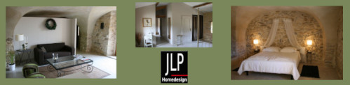JLP Homedesign architecture rénovation mas gard