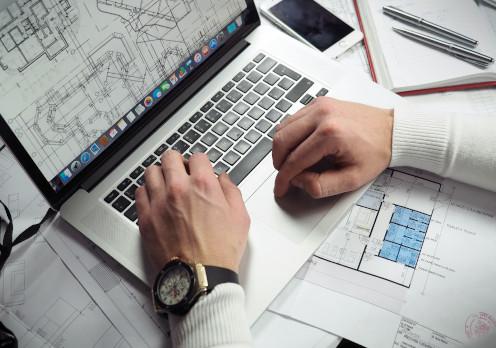 plans d'architecte d'intérieur Alès