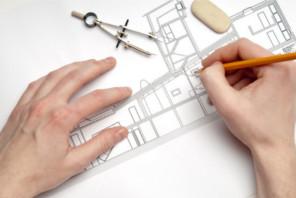 Les plans de l'architecte