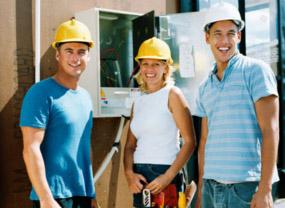 Coordination d'un chantier dans le Gard