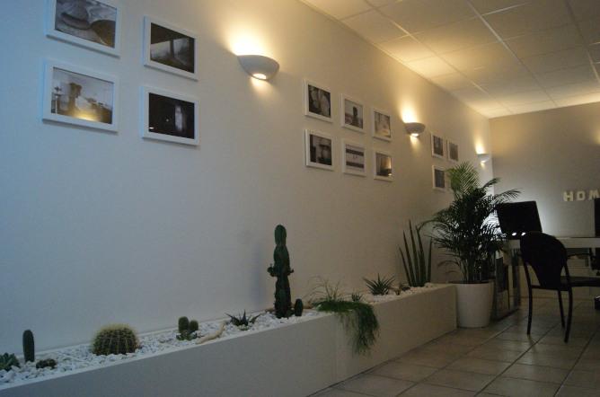 Intérieur de l'agence JLP Homedesign