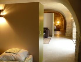 Rénovation d'une maison vigneronne dans le Gard